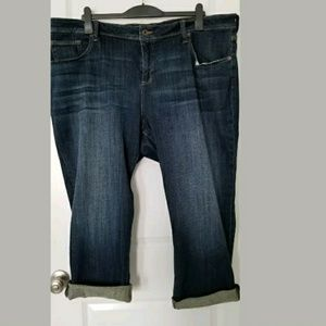 Lucky Brand slouchy Reese Boyfriend Jeans 24W